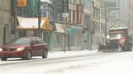 Storm brings messy mix of weather to Nova Scotia