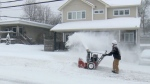 Cleanup underway after major storm hits Maritimes
