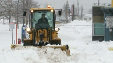 Snow and ice to sweep parts of Canada, U.S.
