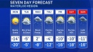 Deep freeze continues into Monday
