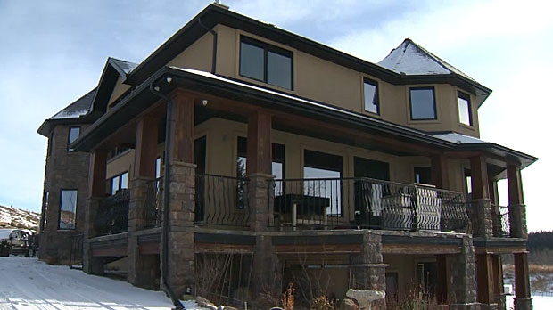 Alla Wagner, the owner of this $1.7M home in Millarville has to sell her home because of medical issues preventing her from enjoying the property south of Calgary.