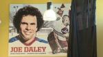 Mural honours former Jets goalie