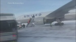 CTV National News: Passengers stranded on plane