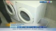 A fire can start in your clothes dryer.  Rachel Lagacé has more on what to do to make sure your home is safe.