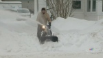 Messy storm prompts school closures in N.B.