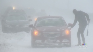 Montreal grapples with blizzard aftermath