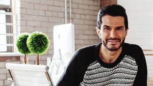 Deciem founder Brandon Truaxe is shown in this undated handout photo posted to Instagram. (Instagram, Brandon Truaxe)