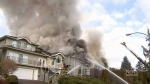 Mom, daughters displaced after Port Coquitlam fire