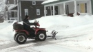 Storm makes travel tricky in N.B.