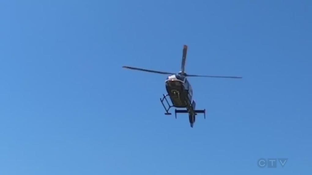 OPP helicopter