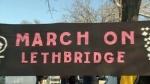 March On Lethbridge - Women's March 2019