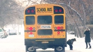 Petition wants change school bus bylaw