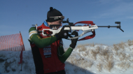 Biathlete qualifies for Youth World Games