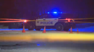 Three people were hospitalized after a stabbing on Monday night.