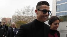 Cristiano Ronaldo in Madrid