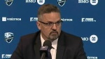 Kevin Gilmore was named president of the Montreal Impact on Jan. 22, 2019