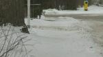 Some Kitchener sidewalks still not shoveled