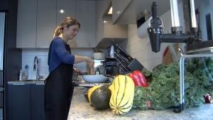 Erika Weissenborn - Fresh In Your Fridge - prepares meals in your home.