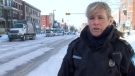Caroline Chevrefils, Montreal police