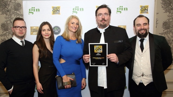 Canadian distilleries win big at World Gin Awards