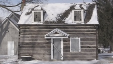 Historic Sarnia cabin subject of much debate