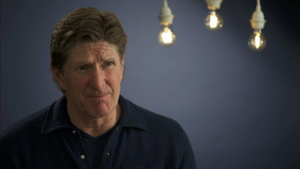 Mike Babcock is an ambassador of Bell Let's Talk Day.