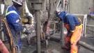 Oil industry Alberta