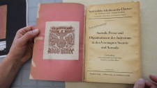 The rare 1944 book once owned by Adolf Hitler
