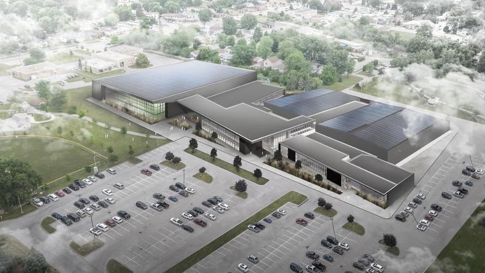 Green light for Tecumseh sportsplex despite significant cost increase