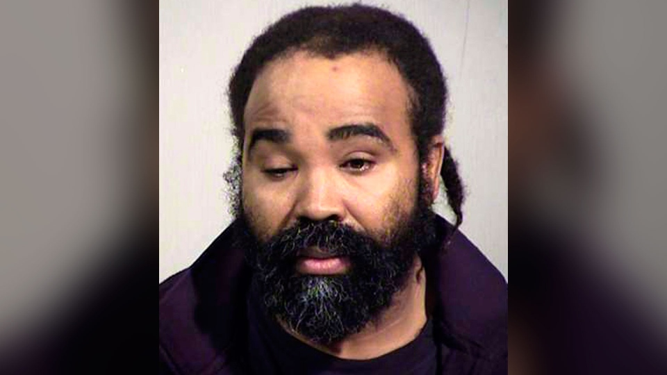 This photo provided by Maricopa County Sheriff's Office shows Nathan Sutherland. (Maricopa County Sheriff's Office via AP)