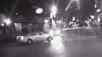 Video shows a 67-year-old woman being struck at a New Westminster intersection at around 10:40 p.m. on Dec. 29, 2018. (Handout)