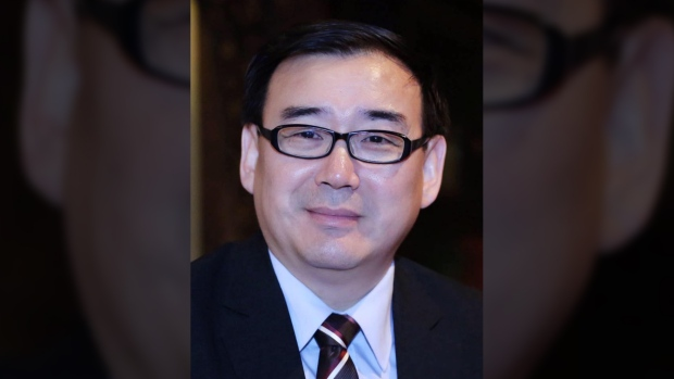 Novelist and online commentator Yang Hengjun