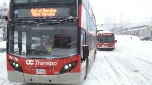 Relentless winter storm hits Ottawa
