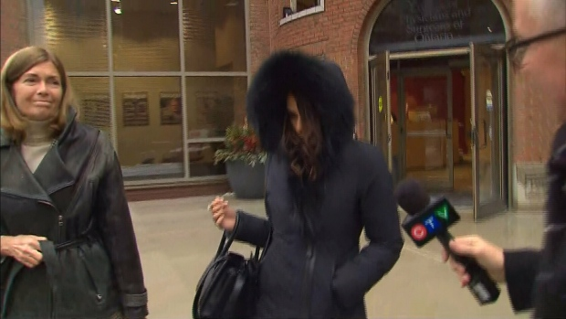 Ont Doctor Pleads No Contest To Sexual Misconduct Ctv