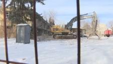 CNIB demolition