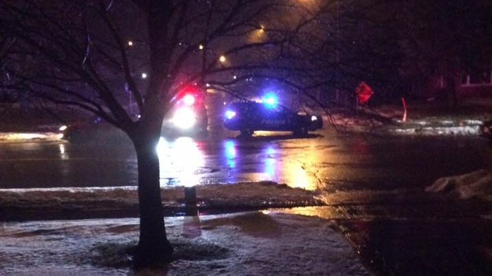 Police in Brantford responded to reports of a shooting on Woodlawn Avenue. (Source: Teri MacDougall)