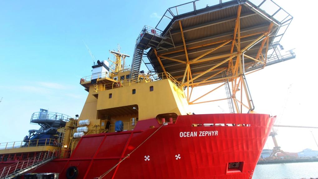 Ocean Zephyr