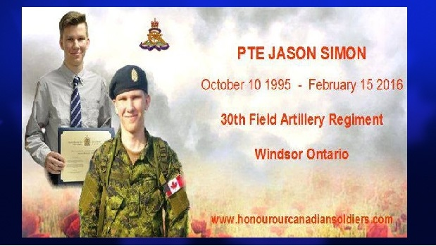 Inquest starts into death of Canadian Forces member | CTV
