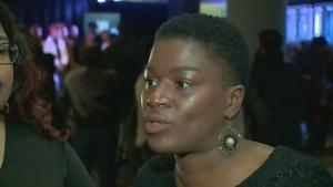 Black History Month co-ordinator Carla Beauvais