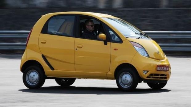Tata Nano compact car