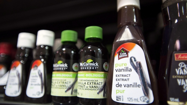 Connecticut woman drove drunk on vanilla extract