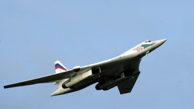US, Canadian fighter planes scramble to escort Russian jets