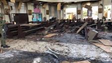 Philippines church bombing