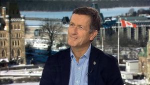 CTV QP: One-on-one with Svend Robinson