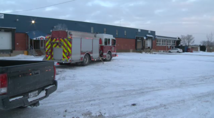 Factory fire in New Hamburg leads to an investigation.