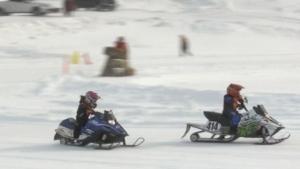 CTV Northern Ontario: Oval racing