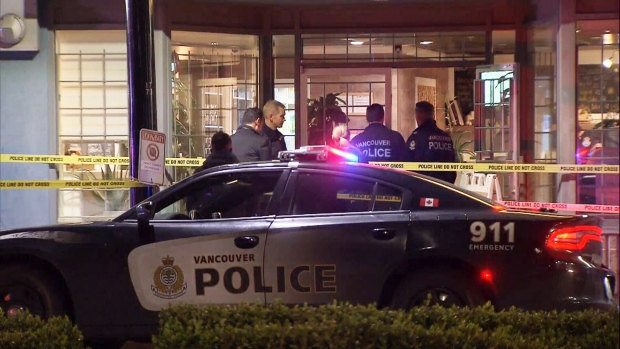 Image result for Masked robbers burst into Vancouver pot shop, shoot customer