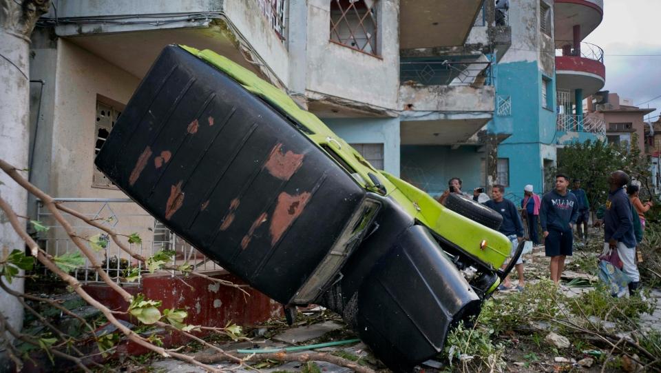 Havana tornado