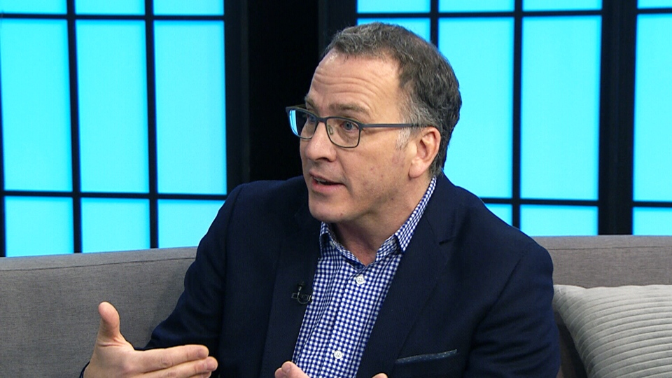 Marketing expert Ron Tite, chief executive of Toronto-based ad agency Church+State, told CTV's Your Morning that advertisers are stuck in a 'clutter loop where nothing is standing out.'