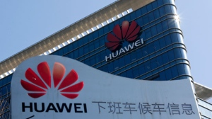 This Tuesday, Dec. 18, 2018 file photo, shows the Huawei office building at its research and development centre at Dongguan in south China's Guangdong province. (AP Photo/Andy Wong, File)